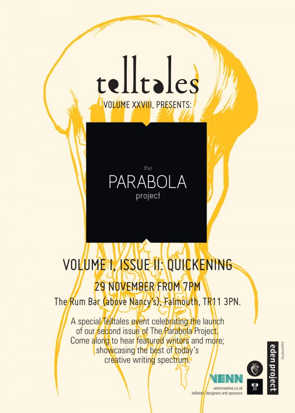 Telltales Parabola Project launch party